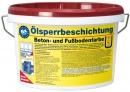 fix 2000 Ölsperrbeschichtung Beton und Fußbodenfarbe, Pufas