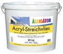 Acryl Streichvlies, Alligator