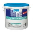 Silikat Fassadenfarbe Tönqualität, Herbol