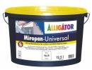 Miropan Universal, Alligator