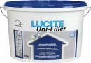 LUCITE Uni Filler, 18 kg, weiss, cd color