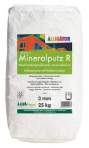Mineralputz R, Alligator