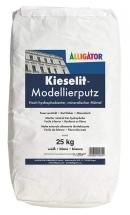 Kieselit-Modellierputz, Alligator