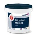 Siliconharz Kratzputz 507, MEGA
