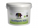 Caparol Rustikputz K 20, 25,00 kg, weiss, Caparol