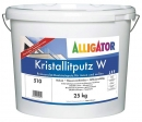 Kristallitputz W, Alligator