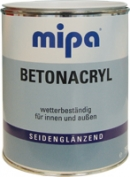 Betonacryl, MIPA