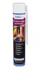 B1 Montageschaum 750 ml, BEKO