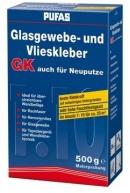 Glasgewebe und Vlieskleber GK, Pufas