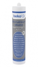 Strukturdicht Plastoelastische Fugendichtmasse, 310 ml, Beko