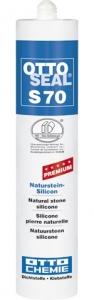 OTTOSEAL S 70  Das Premium Naturstein Silicon