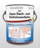 Aqua Dach und Dachrinnenfarbe 626, JAEGER