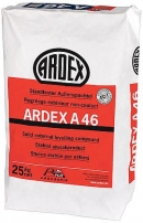 ARDEX A 46 Standfester Außenspachtel, 25 kg