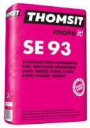 SE 93 Schnellestrich Bindemittel, 25,00 kg, Thomsit, henkel