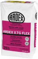 ARDEX X 7 G FLEX Flexmörtel, 25 kg