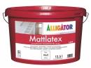 Mattlatex LEF, Alligator