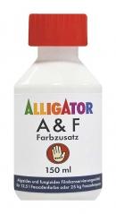 A und F Farbzusatz, Alligator