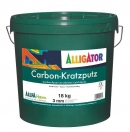 Carbon Kratzputz, Alligator