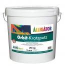Orbit Kratzputz, Alligator