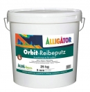 Orbit Reibeputz, Alligator