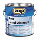 Aqua Eintopf Seidenmatt, Zero
