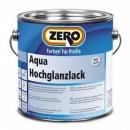 Aqua Hochglanzlack, Zero