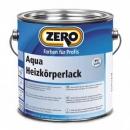 Aqua Heizkörperlack, Zero