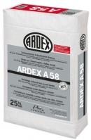 ARDEX A 58 Schwundarmer Schnellestrich Zement