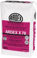 ARDEX X 78 MICROTEC Flexkleber, Boden
