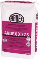 ARDEX X 77 S, MICROTEC Flexkleber, schnell