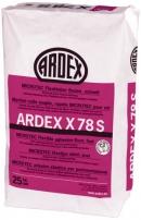 ARDEX X 78 S, MICROTEC Flexkleber Boden, schnell