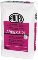 ARDEX S 21, Schnellmörtel