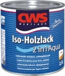 CWS WERTLACK Iso Holzlack 2in1 Aqua