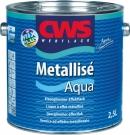 CWS Metallisé Aqua