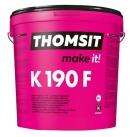 K 190 F Faserverstärkter Kautschuk und PVC-Belagkleber, Thomsit