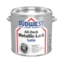 All Deck Metallic Lack, Südwest