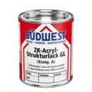 2K Acryl Strukturlack GL Stammlack, Südwest