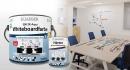 390 2K Aqua Whiteboardfarbe